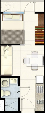 smdc-fame-residences-mandaluyong-1-br-with-balcony-A