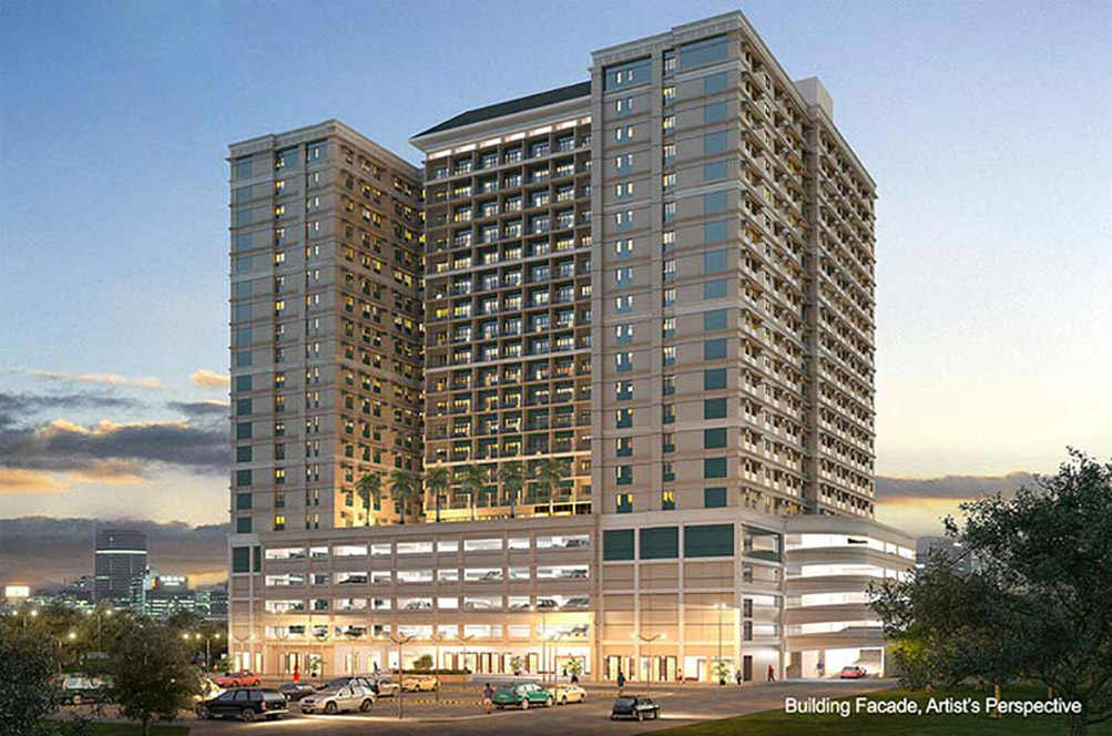Smdc condo property smdc shine residences for 1801 avenue of the stars 6th floor