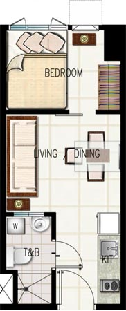 green-residences-1-bedroom