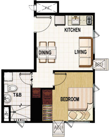 princeton-residences-1-bedroom