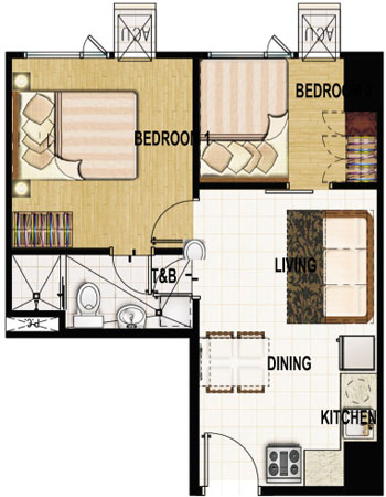princeton-residences-2-bedroom-suite