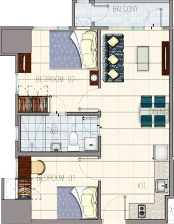 smdc-grass-residences-north-qc-p1-2-bedroom-with-balcony