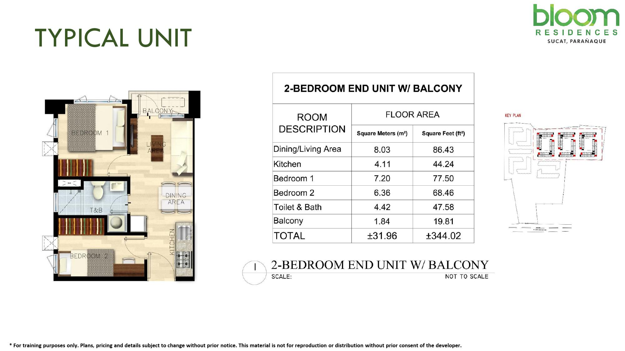 bloom unit layout2