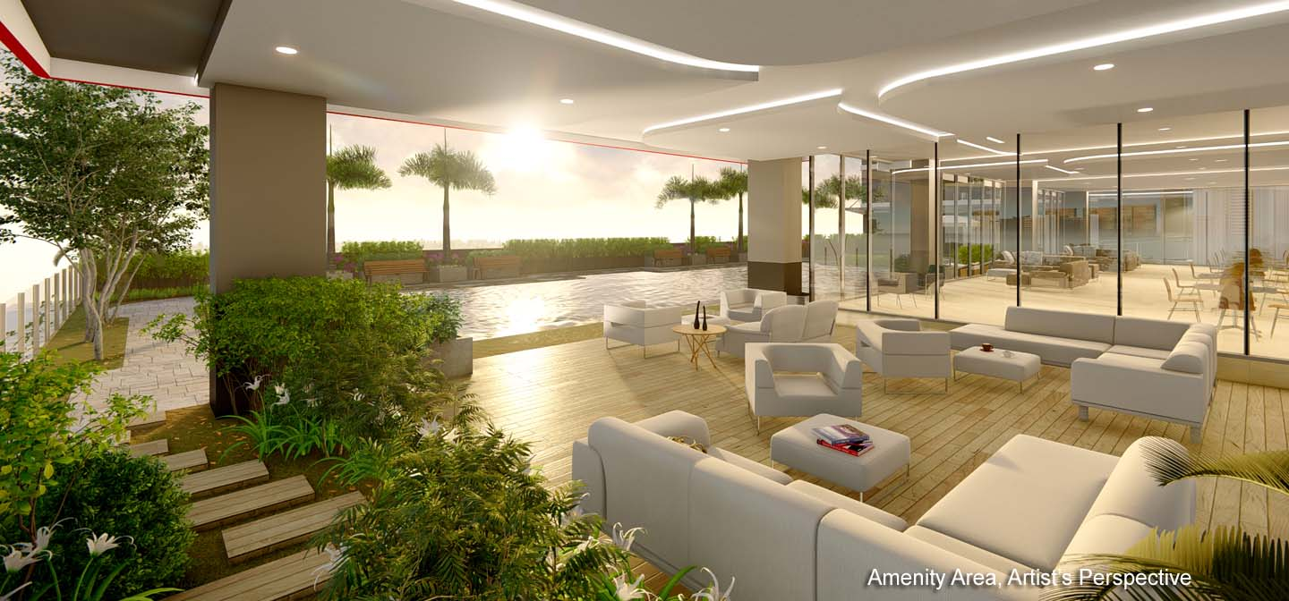 SMDC Condo Property | Red Residence