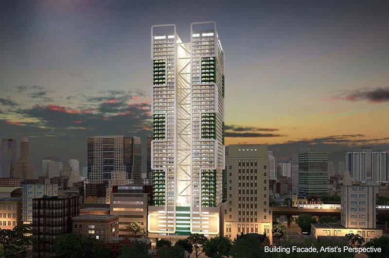 SMDC_green-residences-manila-condo_building-facade