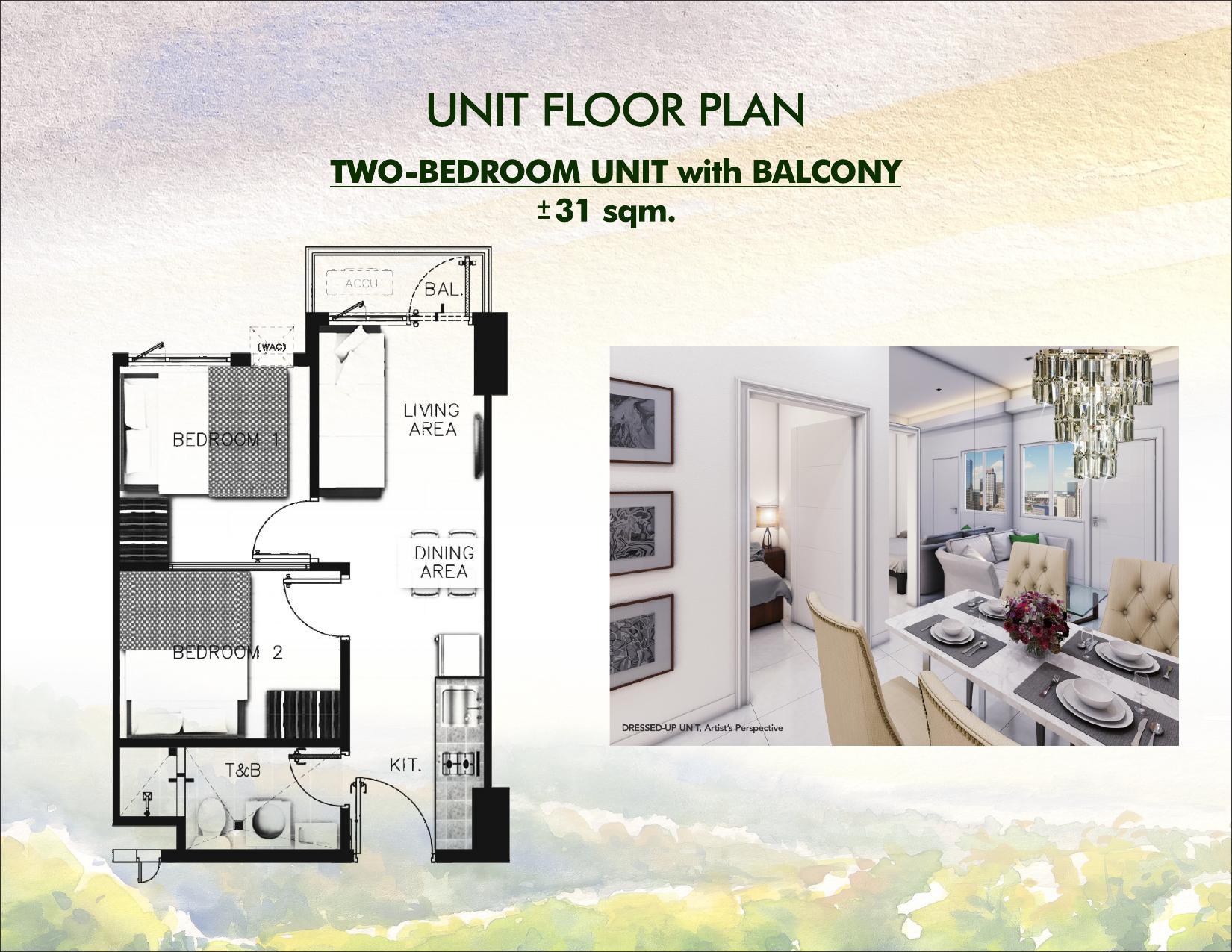 Vine unit layout