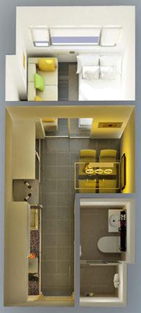 berkeley-residences-1-bedroom-unit