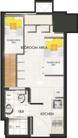 sun-residences-studio