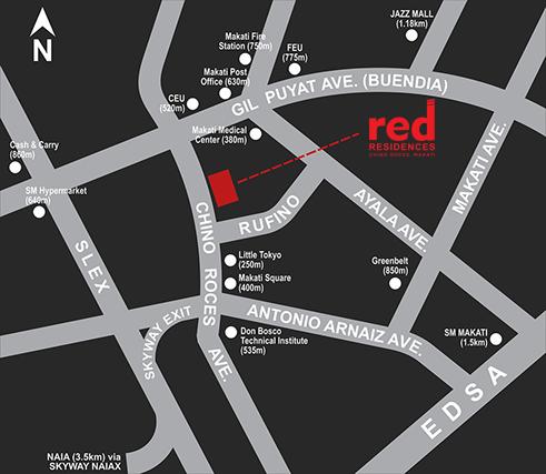 RedVicinityMap