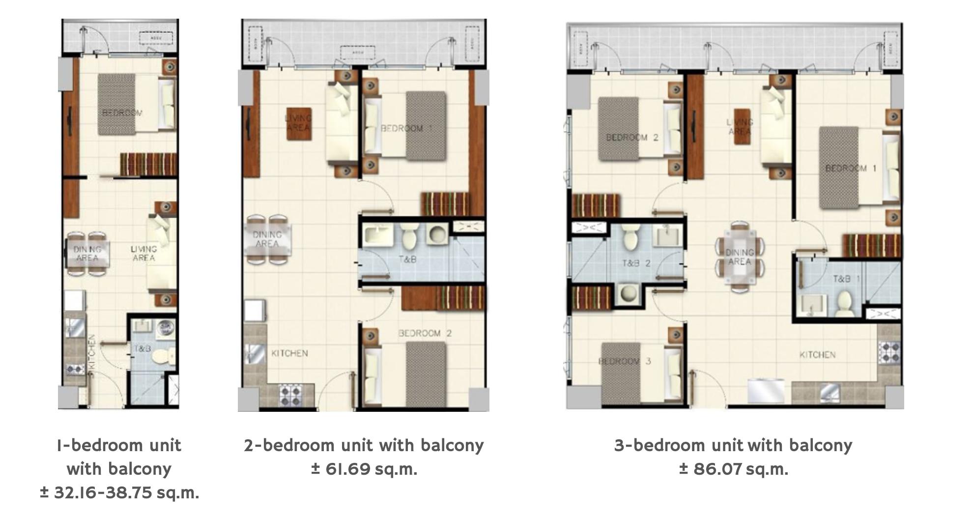 SAIL Unit Floor Plan