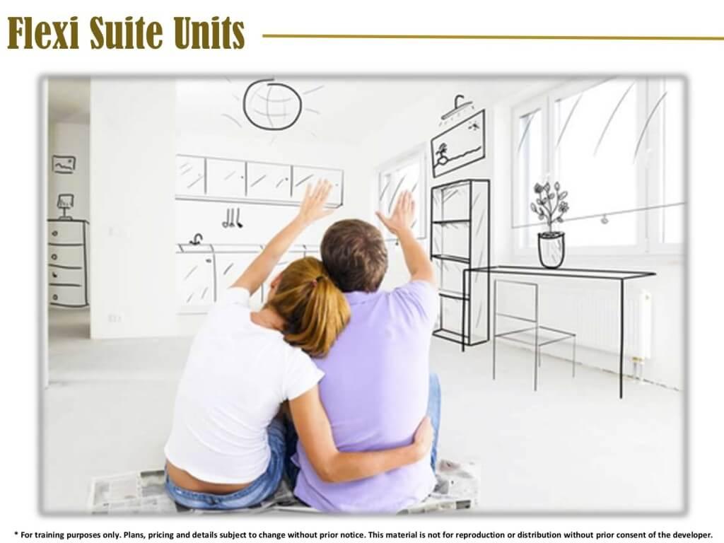Flexi Suite Units